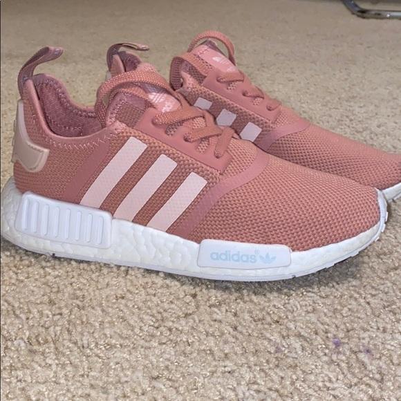 adidas Shoes | Salmon Pink Adidas Nmds
